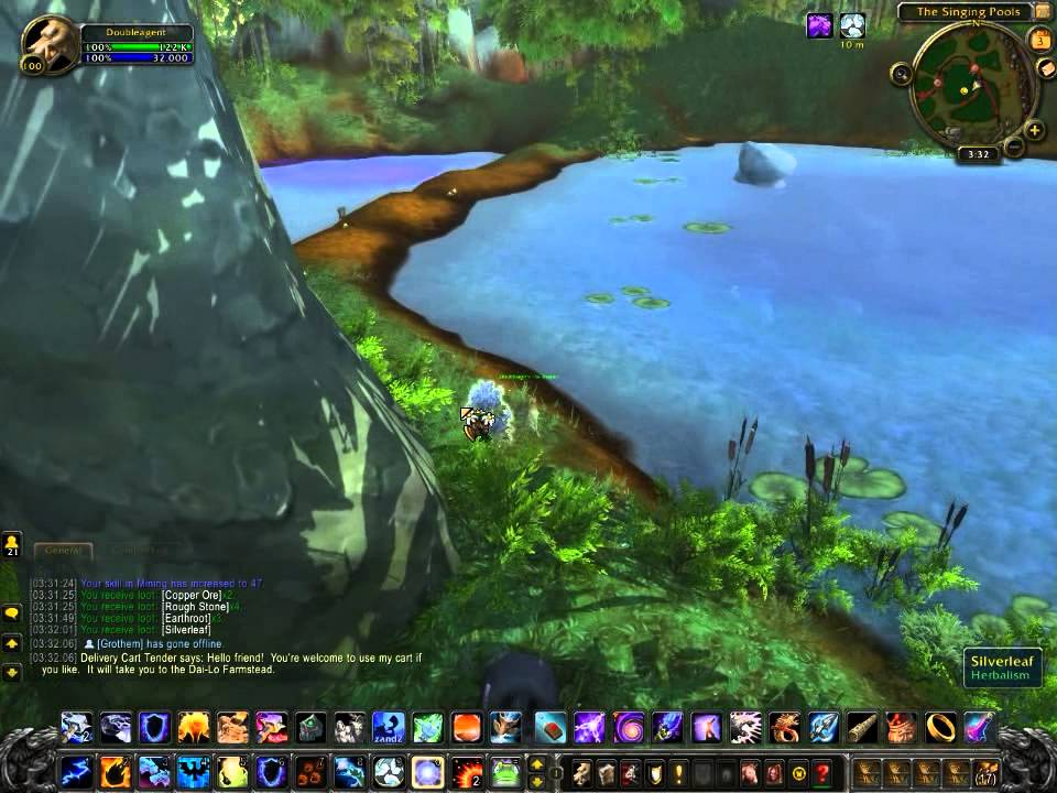 Meet WoW's biggest hippie, a panda who reached max level by