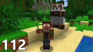 Wyprawa Po Brązową Pandę! - SnapCraft III - [112] (Minecraft 1.14 Survival)