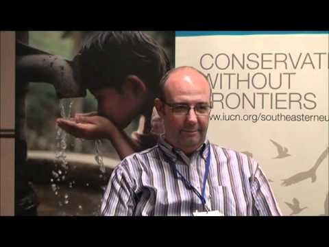 Interview with Zamir Dedej at IUCN European Conservation For