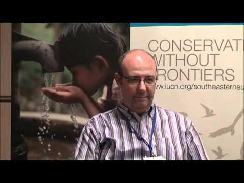 Interview with Zamir Dedej at IUCN European Conservation Forum 2011