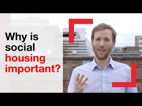 Why is social housing important? | policy | Shelter