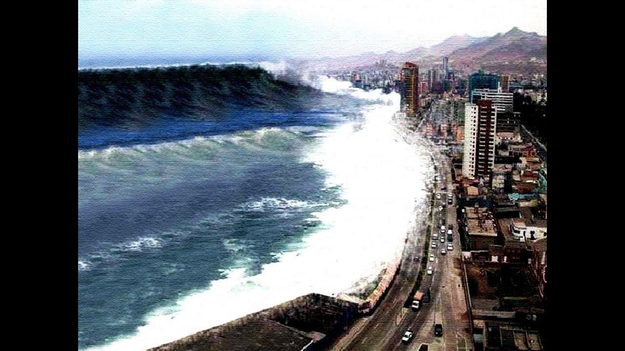 Tsunamis Japan