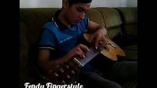 Ost.Lagu Doraemon movie #Cover Acoustic Guitar.