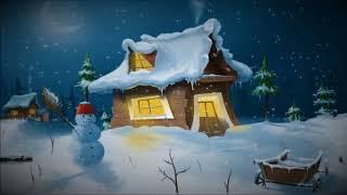 Winter Fantasy Music - Snowy Penguin Inn