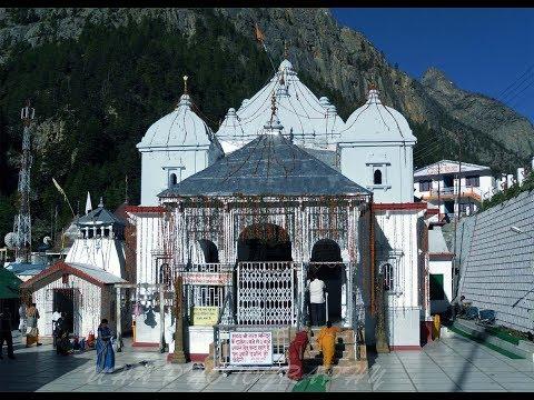 Gangotri maa temple ke darshan  origin of ganga maa one of 4 dham yatra