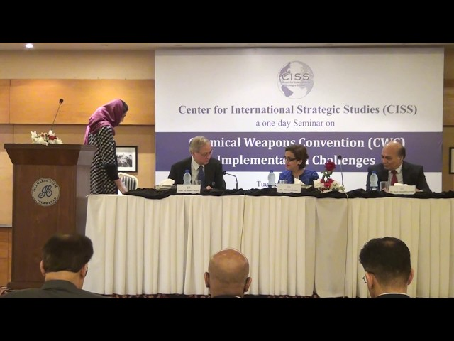 03 - Seminar on CWC Implementation Challenges