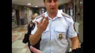 Начальник ЦИАЗ Саратова Степан Никитин задержал девушку, требовавшую вызвать скорую(, 2013-09-19T07:59:44.000Z)
