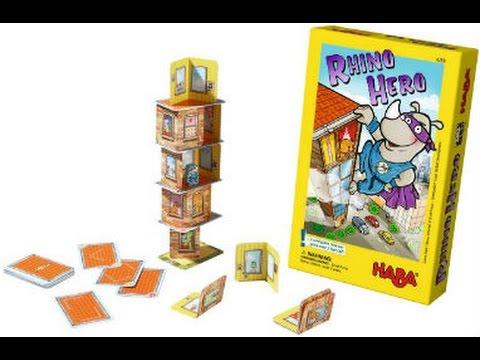 Rhino Hero: Play Through
