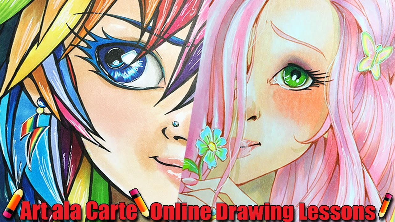 Bold and soft speed draw youtube ccuart Choice Image