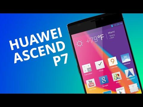 Huawei Ascend P7: excelente design e preço justo [Análise]
