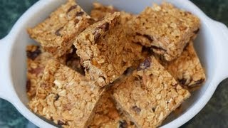 Becky's Kitchen: Granola Bars Thumbnail