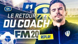 LE COACH BIZOT EST DE RETOUR ! (Aventure FM avec le Leeds United) #1