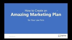 How to Create an Amazing Marketing Plan for Your Law Firm