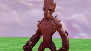 Disney Infinity 2 - Groot Maze - Community Toy Box
