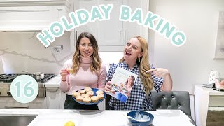Healthy Holiday Baking with Ask Kimberly  VLOGMAS DAY 16
