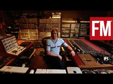 Modular Synths - Benge interview at MemeTune Studios