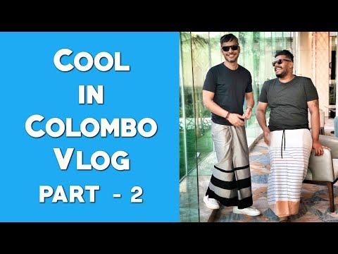 Colombo, Sri Lanka Vlog | Travel Vlog | Riaan George