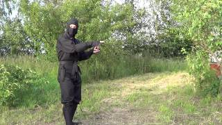 Broń ninja