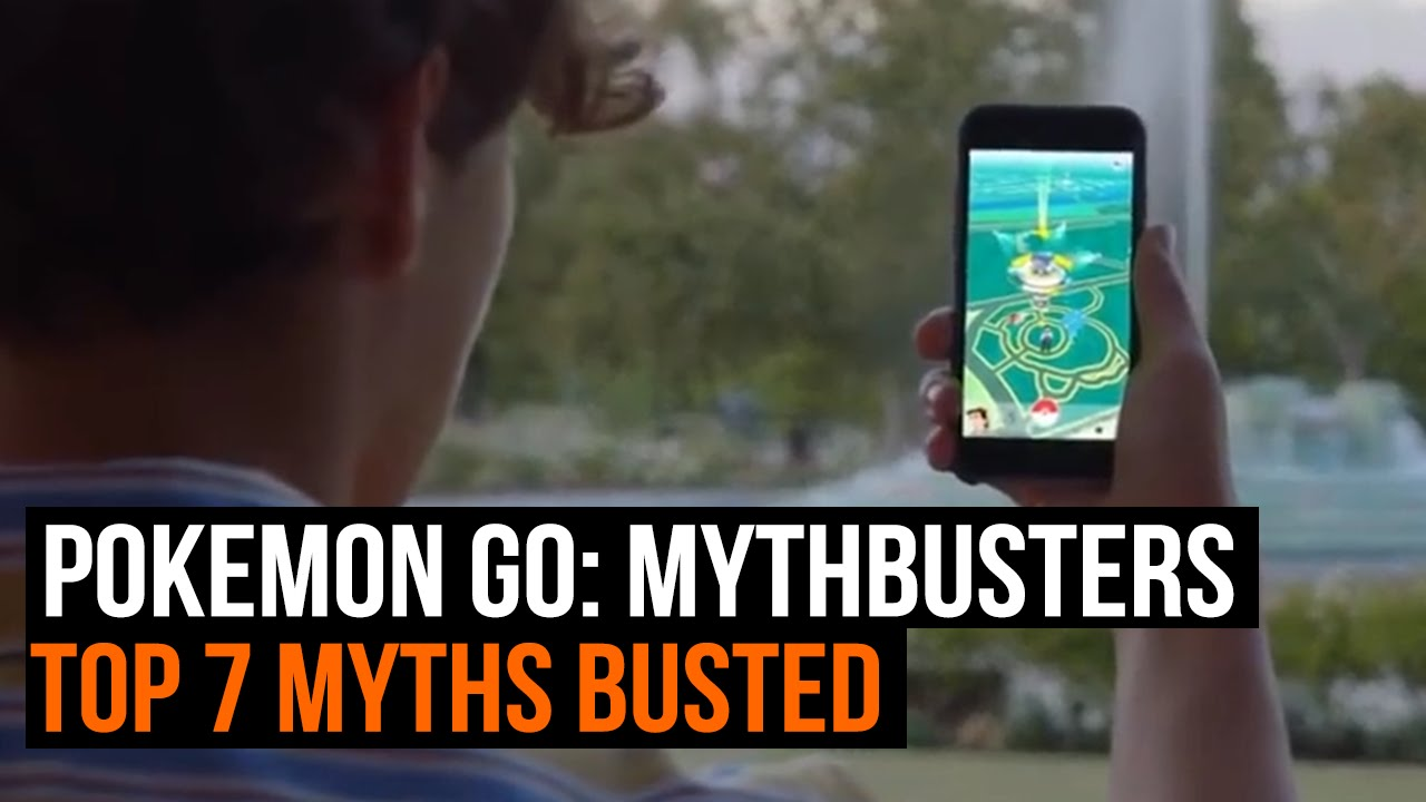 pokemon go mythbusters top myths busted