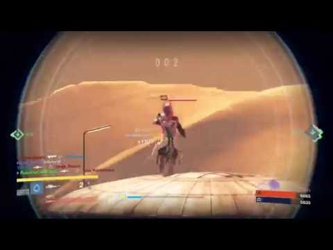Destiny Sniper Montage  Boom! Headshot! Year 3 Remix