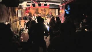 """Black Roller"" - The Devil's Box String Band"