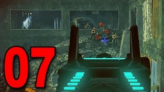 """Black Ops 3 """"NIGHTMARES"""" - Part 7 - Zombie Killing Machine! (Zombies Campaign Mode)"""