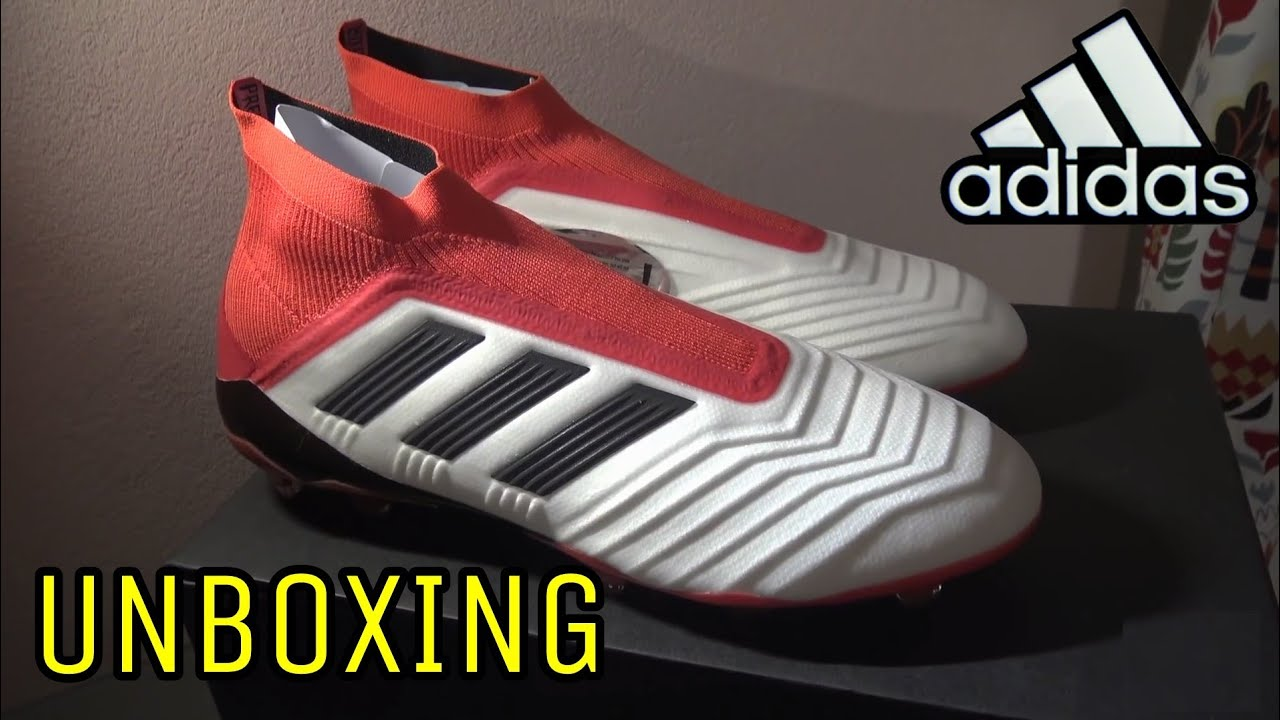 18fg Predator 5lrq34aj Adidas Cold Unboxing Youtube Blooded b6yYfv7g