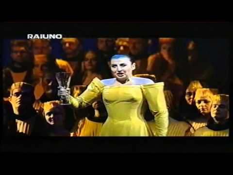 Macbeth - Secondo Atto - Scena V