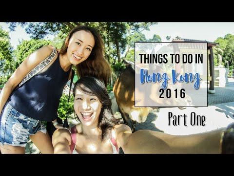 Things To Do In Hong Kong 2016 (Part 1) - Smart Travels: Episode 18