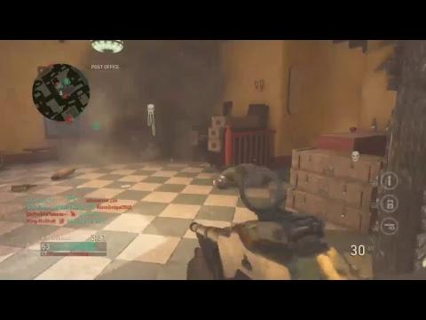 WW2 new glitch free gold camo