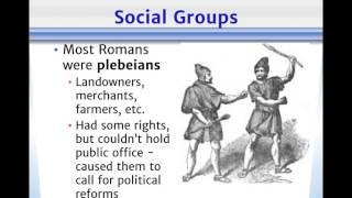 AP World History: Period 2: Rome Part I