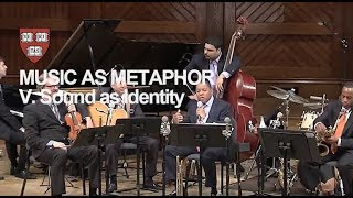 Wynton at Harvard, Chapter 5: Sound As Identity