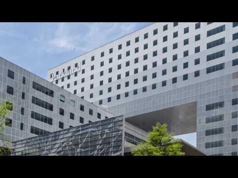 Parkland Memorial Hospital Visual Case Study | Construction Specialties