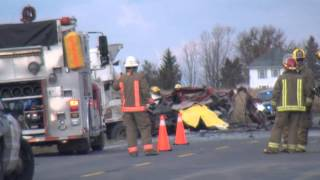 Highway 40 Fatal Crash