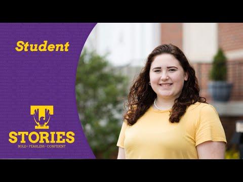 TNTech Stories - Emily Buckner