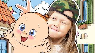 НОВЫЙ ДОМ для Малыша Беби Борна! Мечта каждого ребёнка! Обустраиваем дом Baby Born! Видео для детей!