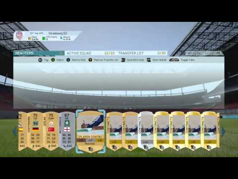 Draft team prizes fifa 16 coins