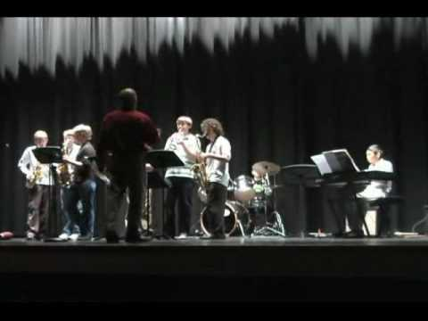 INSPIRE MUSIC,York, PA-  Youth Jazz--These Times-Blue Trane