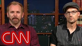 Same-sex couple reacts to Supreme Court ruling
