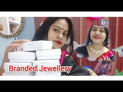 my-brand-new-jewellery-collection-for-karwachauth-and-diwali-puja||lucknowigirl-ruchi