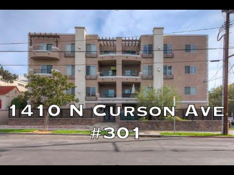 1410 N Curson Ave #301, Los Angeles CA 90046