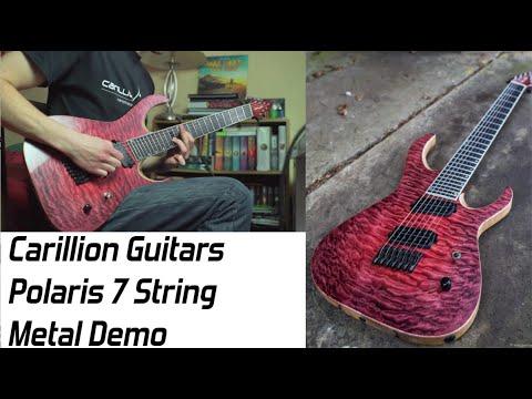 Metal - Carillion Polaris 7 String - Lorcan Ward