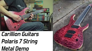 Metal - Carillion Polaris 7 String - Lorcan Ward
