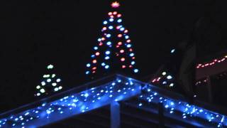 Jingle Bells Hill, El Cajon, California - Merry Christmas