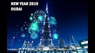 Dubai New Year Eve Fireworks 2019 returns Burj Khalifa Happy New Year