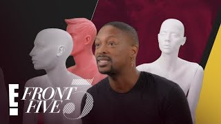 """LaQuan Smith Wants to Bring Back Glam in 2019 NYFW """"Front Five""""   E!'s NYFW Front Five   E!"""