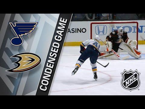 03/12/18 Condensed Game: Blues @ Ducks