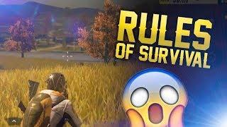 Топовые фраги в Rules of Survival