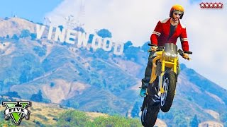 GTA 5 RAGING Insane Motorcycle Race | ALL I DO IS RAGE RAGE RAGE NO MATTER WHAT! GTA 5 Funny Moments