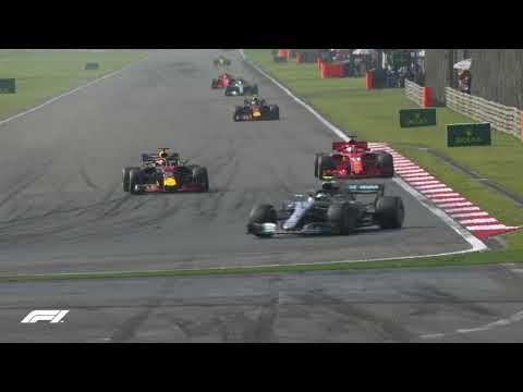 Daniel Ricciardo's Amazing Overtakes! | 2018 Chinese Grand Prix